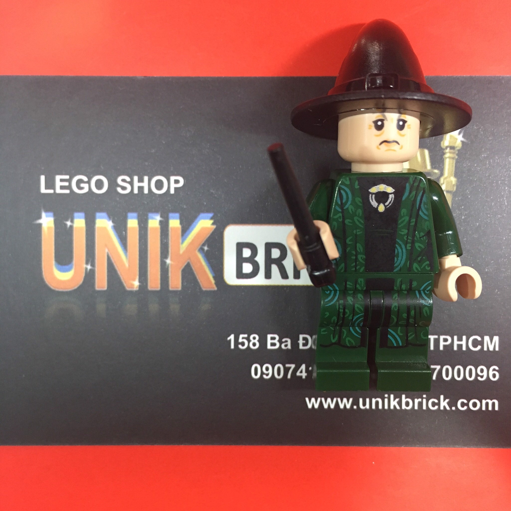 LEGO Professor Minerva McGonagall (Harry Potter)