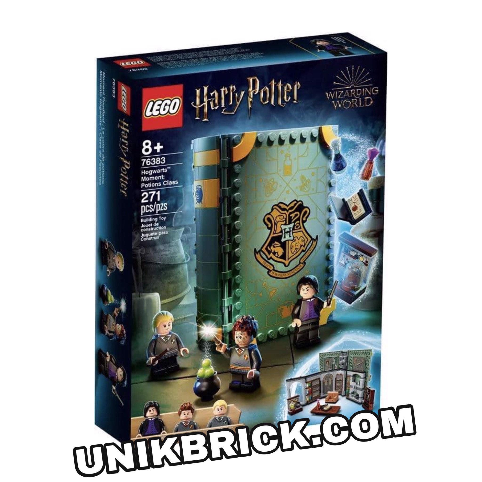 [HÀNG ĐẶT/ ORDER] LEGO Harry Potter 76383 Hogwarts Moment: Potions Class