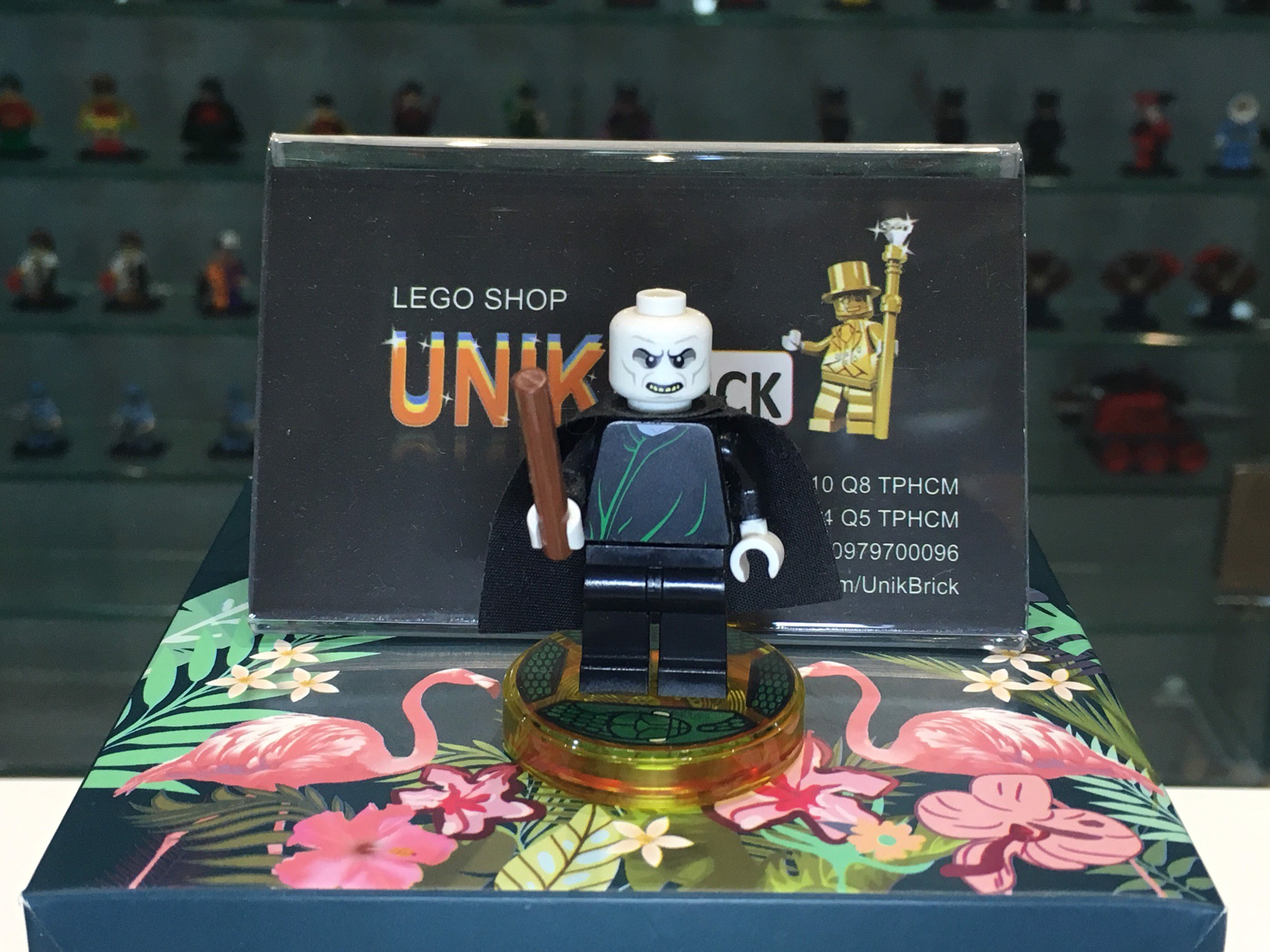 LEGO Harry Potter Voldemort