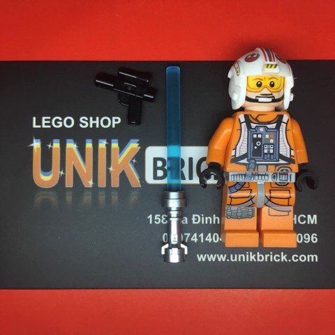 LEGO Star Wars Luke Skywalker Pilot No 2