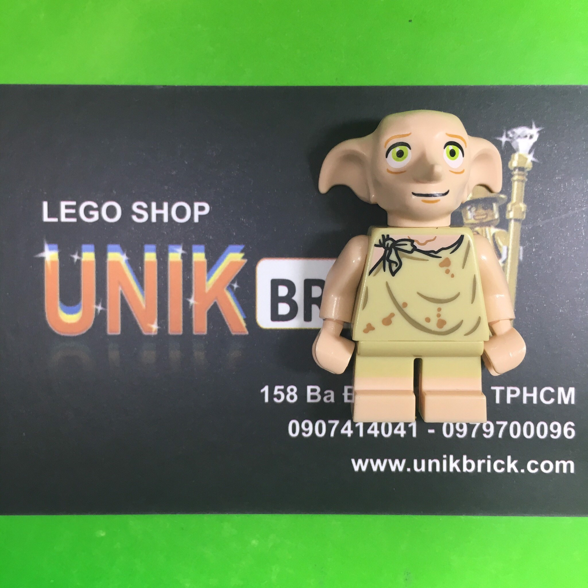 LEGO Dobby (Series Harry Potter)