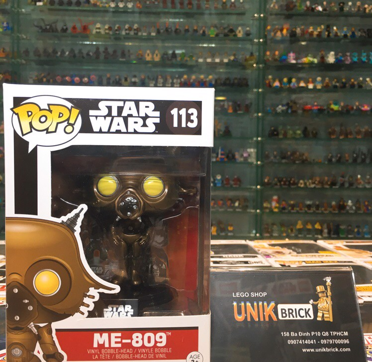 FUNKO POP Star Wars 113 ME-809