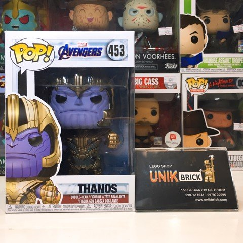 FUNKO POP 453 Avengers Endgame Thanos