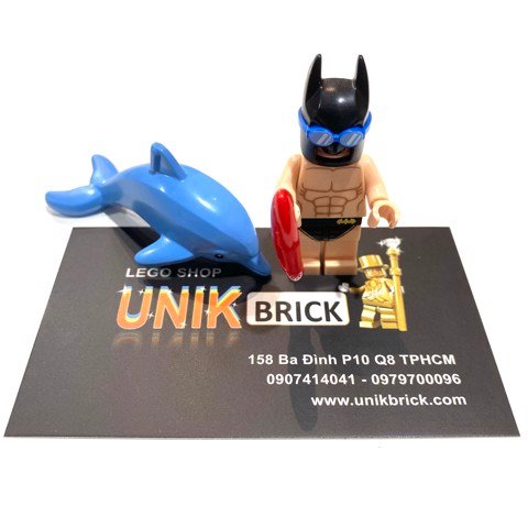LEGO DC Beach Batman Movie Series 2