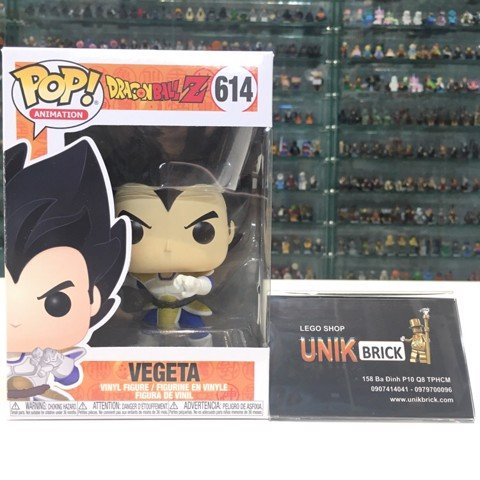 FUNKO POP Dragon Ball 614 Vegeta