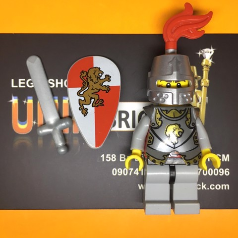 LEGO Kingdoms Lion Knight No 8