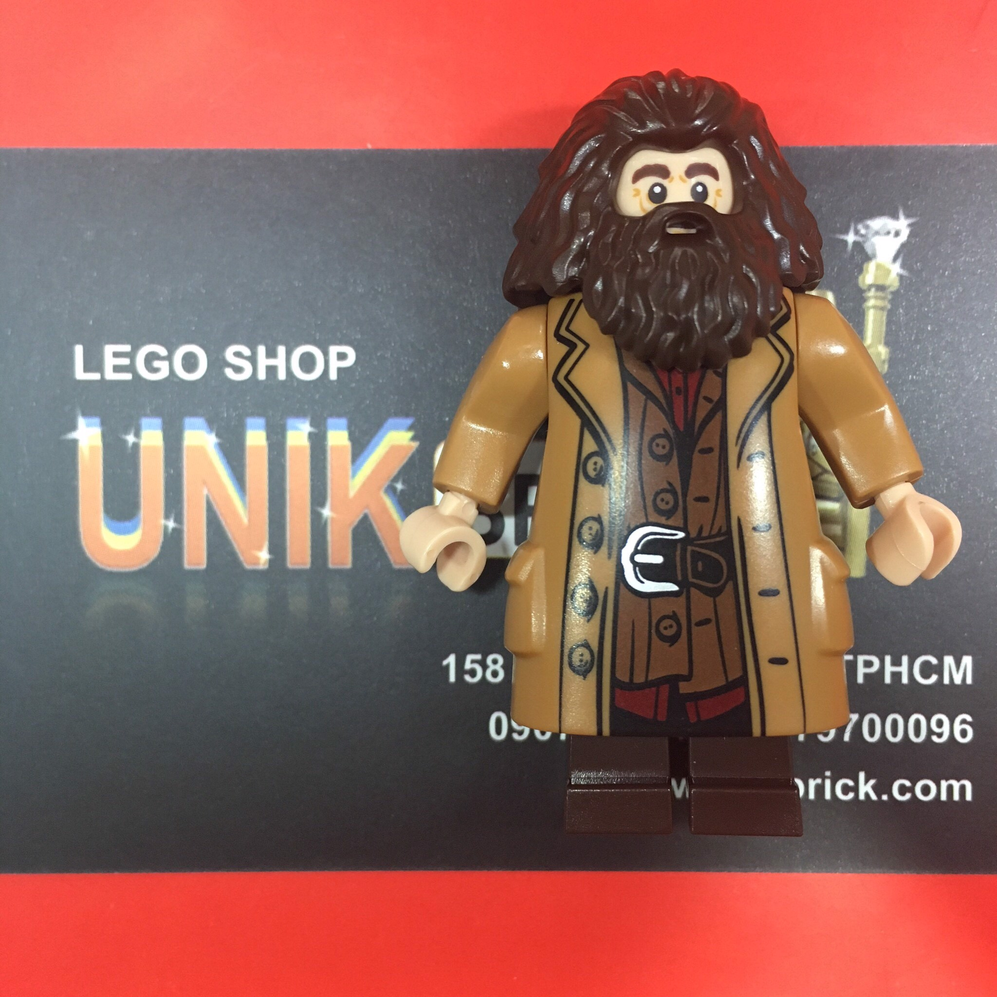 LEGO Rubeus Hagrid (Harry Potter)