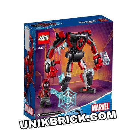 [CÓ HÀNG] LEGO Marvel 76171 Miles Morales Mech Armour