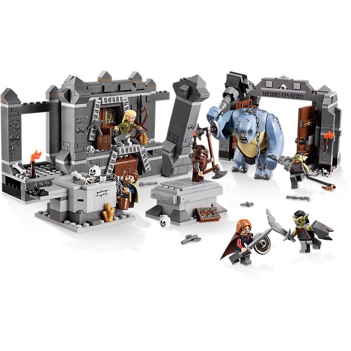 LEGO 9473 The Mines of Moria