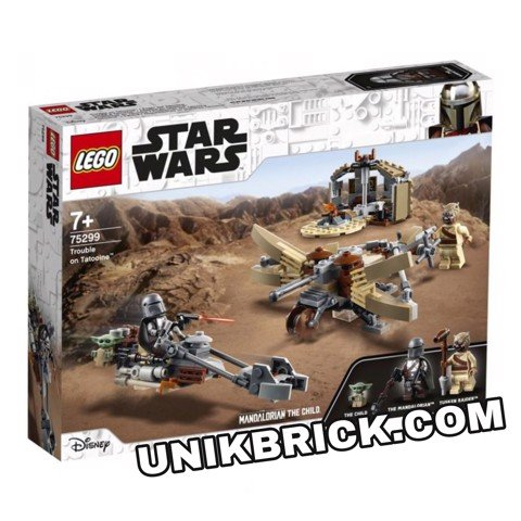 [HÀNG ĐẶT/ ORDER] LEGO Star Wars 75299 Trouble on Tatooine