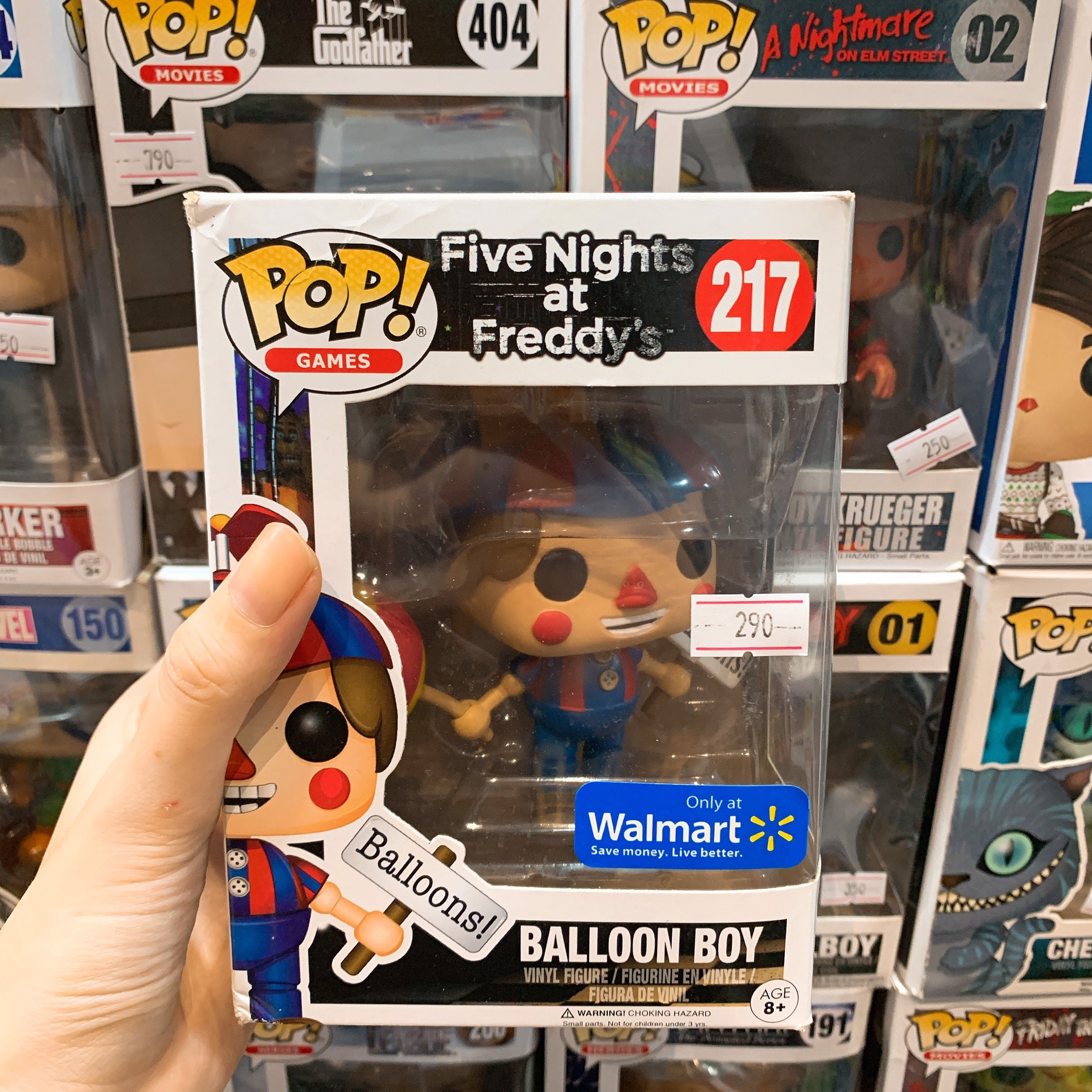 FUNKO POP 217 Balloon Boy