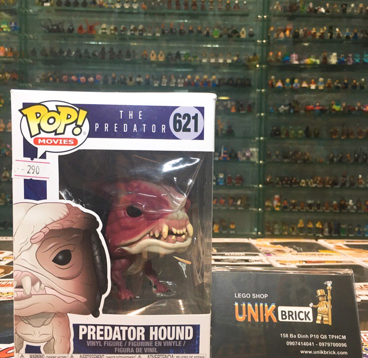 FUNKO POP The Predator 621 Predator Hound