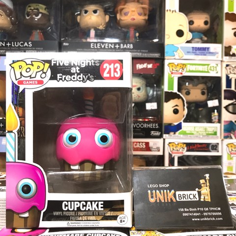 FUNKO POP Five Nights at Freddy's 213 Cupcake