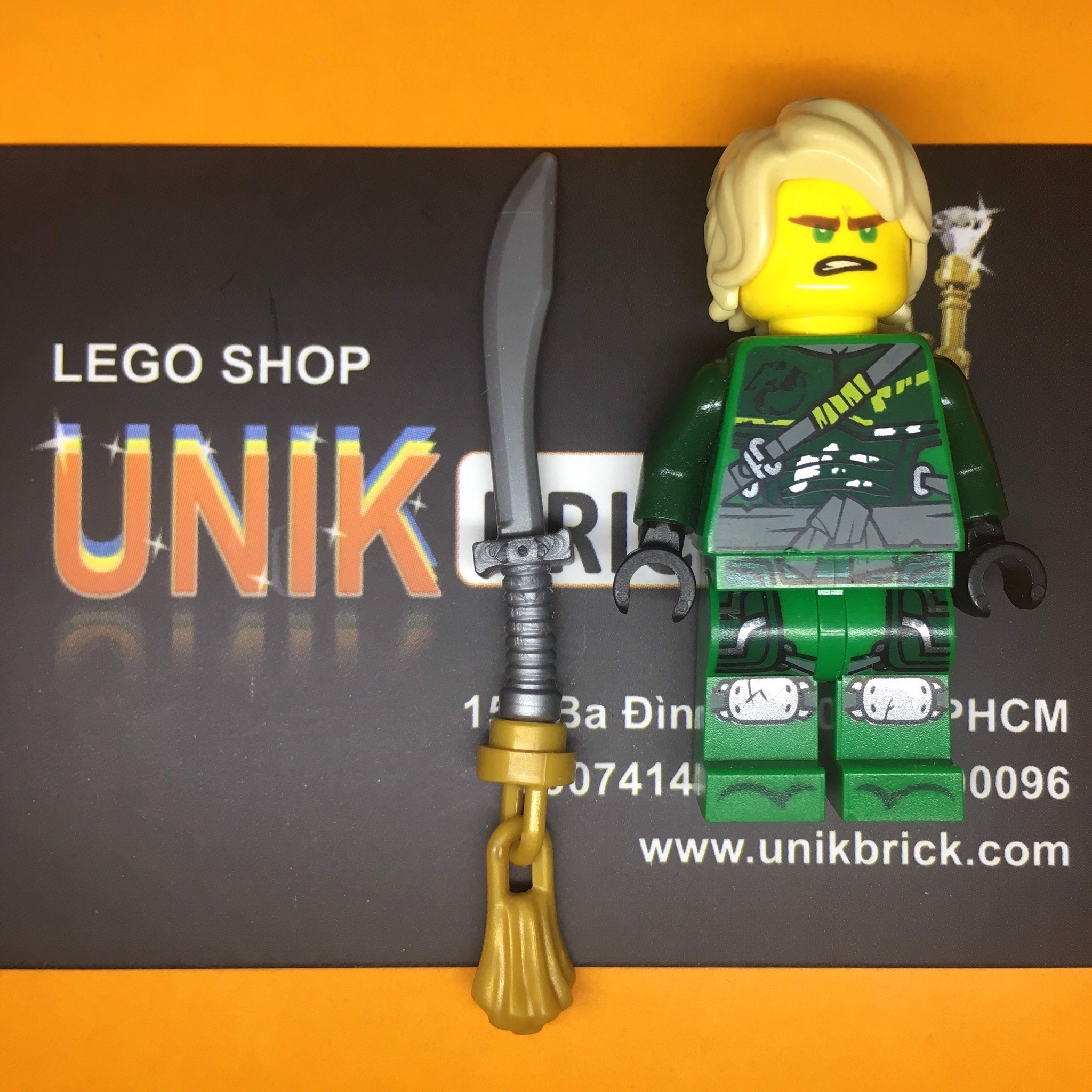 LEGO Ninjago Lloyd Hunted No 19