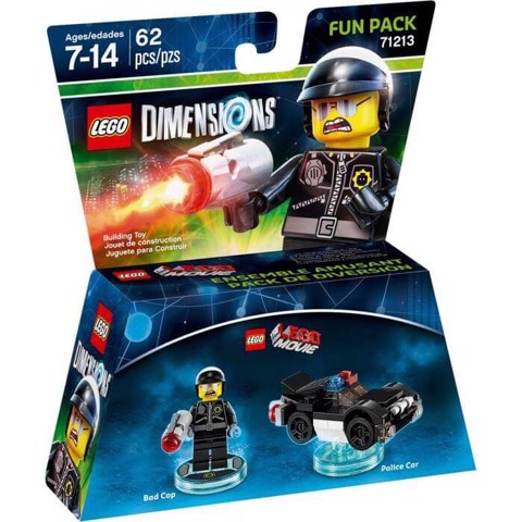 LEGO Dimensions 71213 Bad Cop