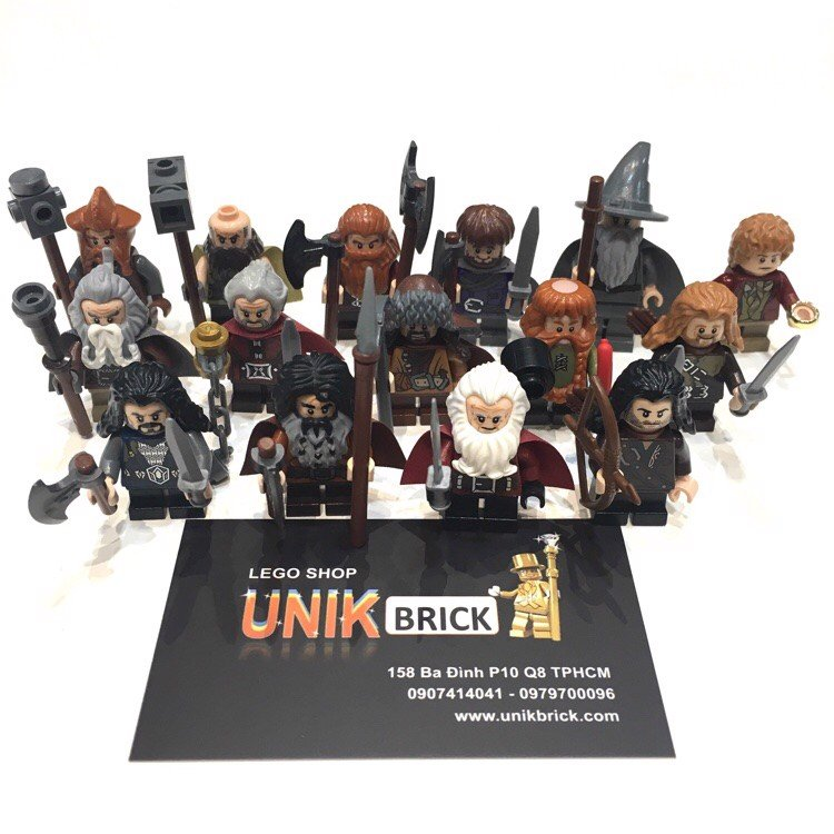LEGO Thorin and Company