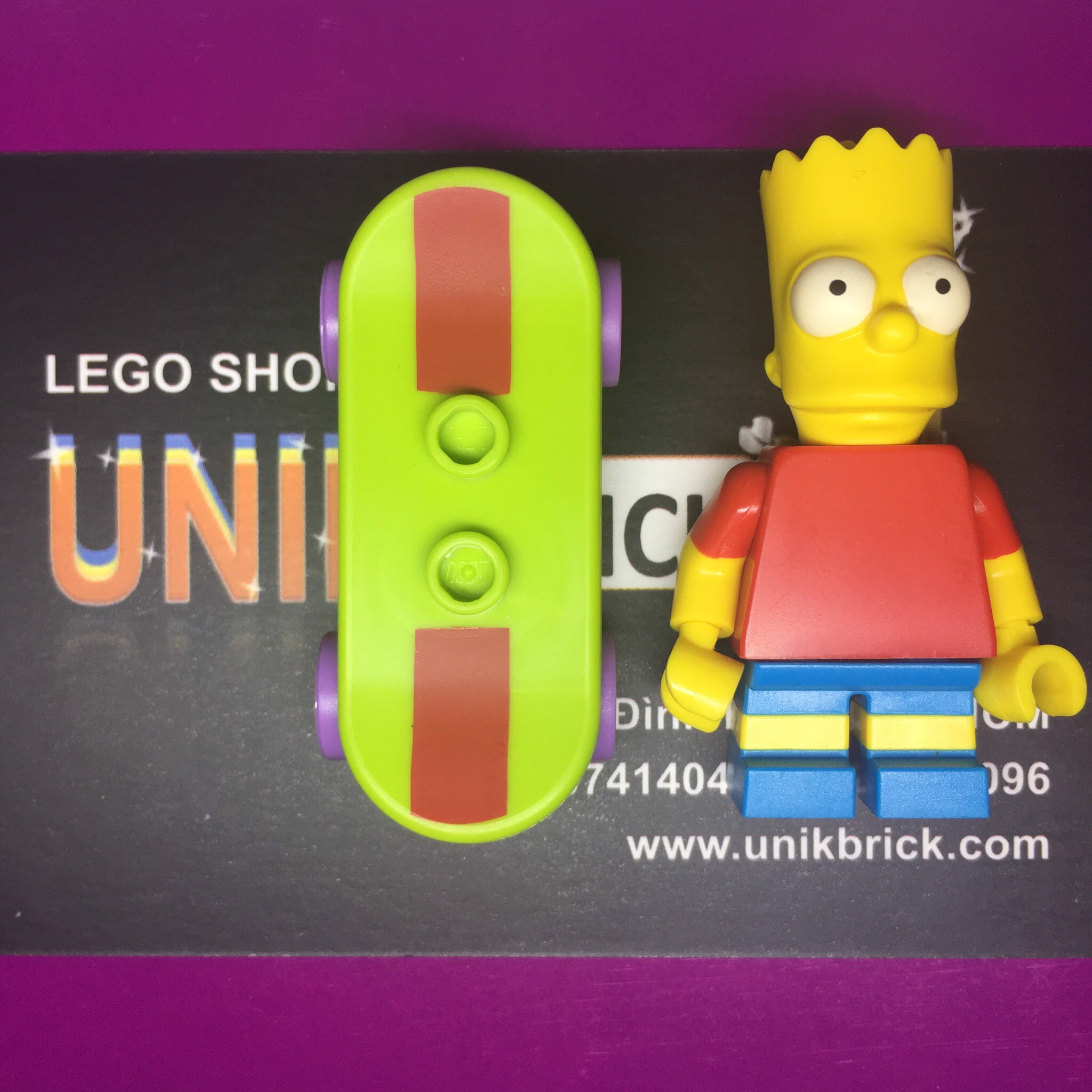 LEGO The Simpsons Bart Simpson