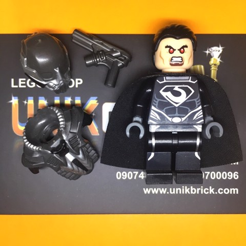 LEGO DC Super Heroes General Zod
