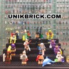 LEGO DC Super Heroes Batman Movie Minifigures Series 2