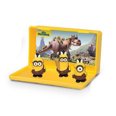 THINKWAY TOYS Micro Minion Playset Cro-Minions