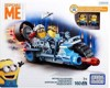 MEGA BLOKS Despicable Me Motorcycle Mayhem