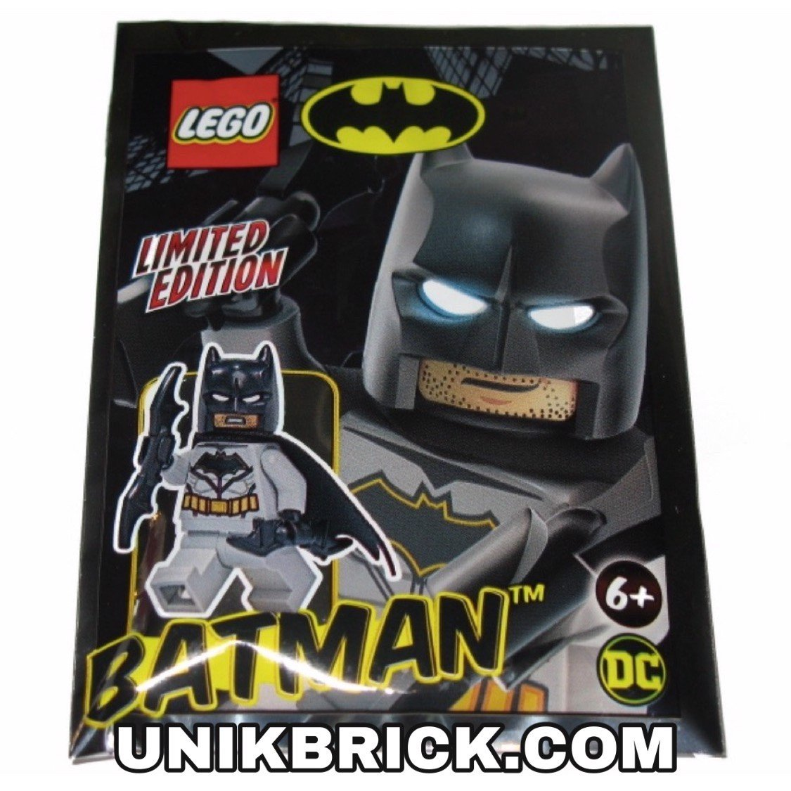 LEGO DC 211901 Batman Foil Pack Polybag