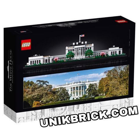 [HÀNG ĐẶT/ORDER] LEGO Architecture 21054 The White House