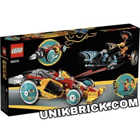 [HÀNG ĐẶT/ ORDER] LEGO Monkie Kid 80015 Monkie Kid's Cloud Roadster