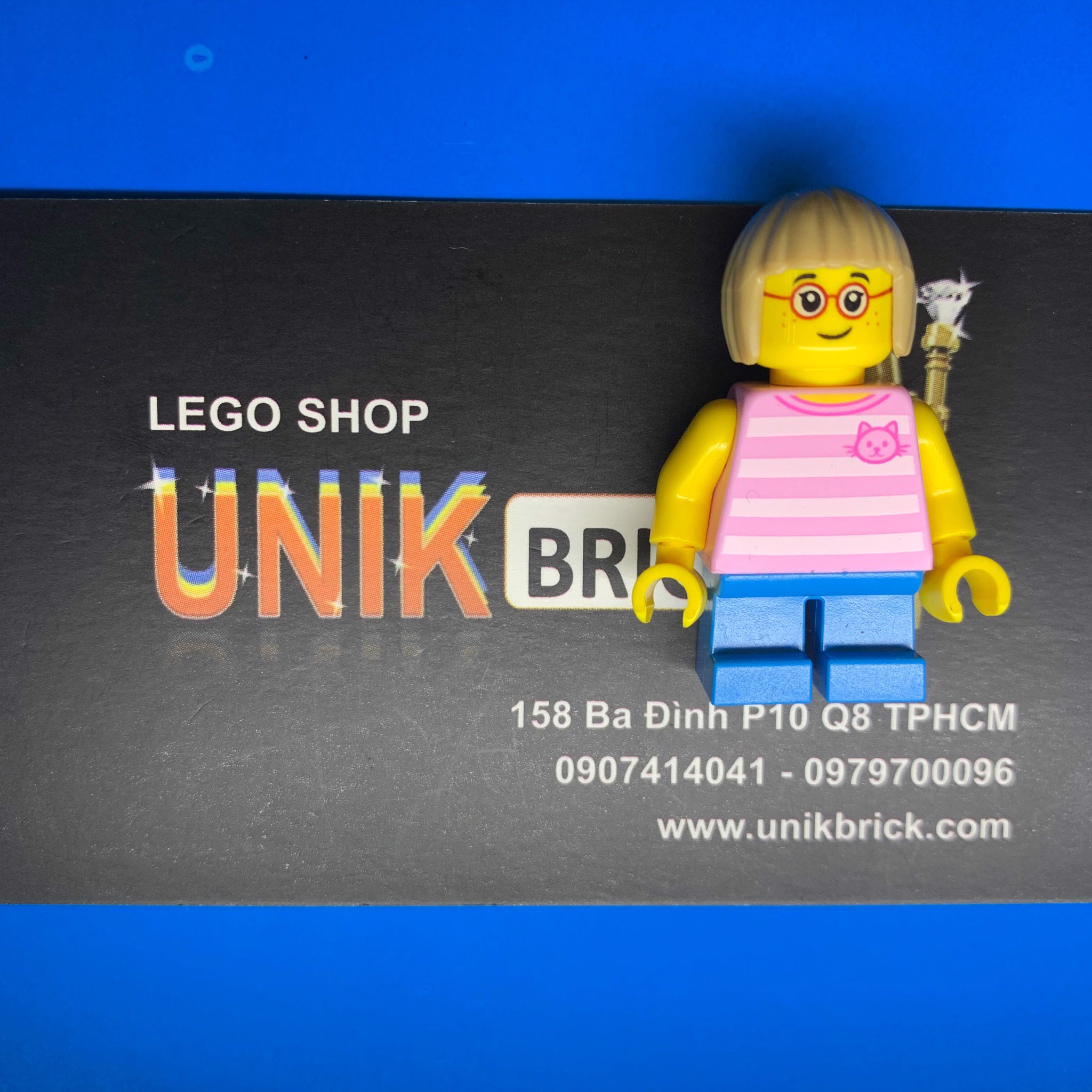 LEGO City 60134 Pink Girl