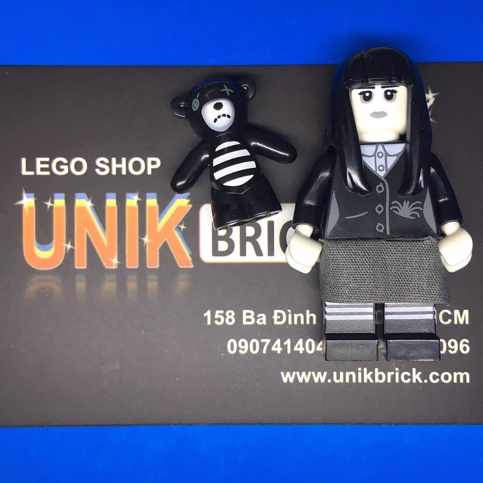 LEGO Emo Spooky Girl Series 12