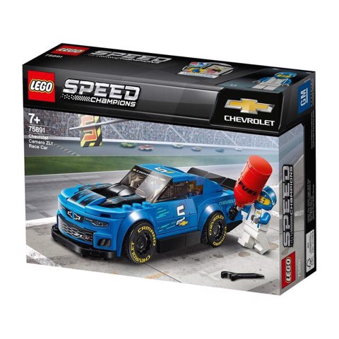 [CÓ HÀNG] LEGO Speed Champions 75891 Chevrolet Camaro ZL1 Race Car