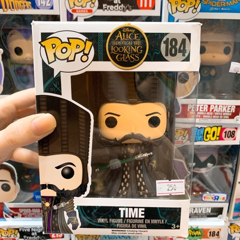 [CÓ SẴN] FUNKO POP 184 Time