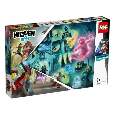 [CÓ HÀNG] LEGO Hidden Side 70425 Newbury Haunted High School