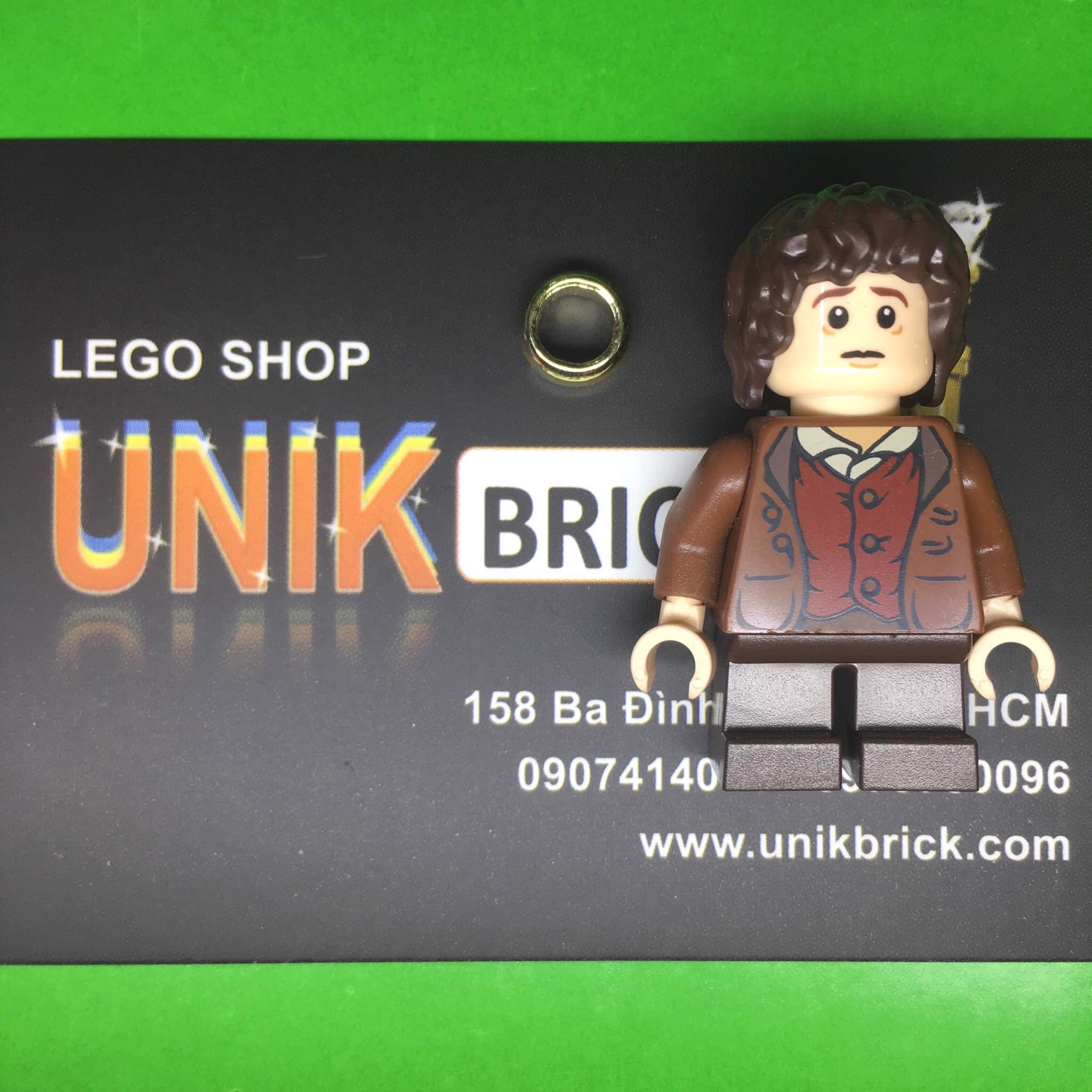 LEGO The Lord of The Rings Frodo Baggins