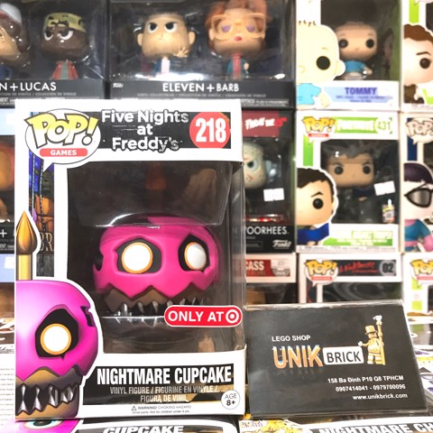 FUNKO POP Five Nights at Freddy's 218 Nightmare Cupcake