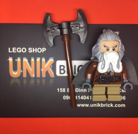 LEGO The Hobbit Oin The Dwarf