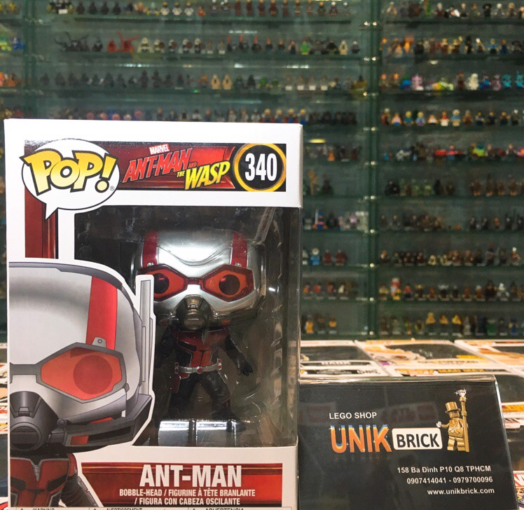 FUNKO POP Ant-Man and The Wasp 340 Ant Man