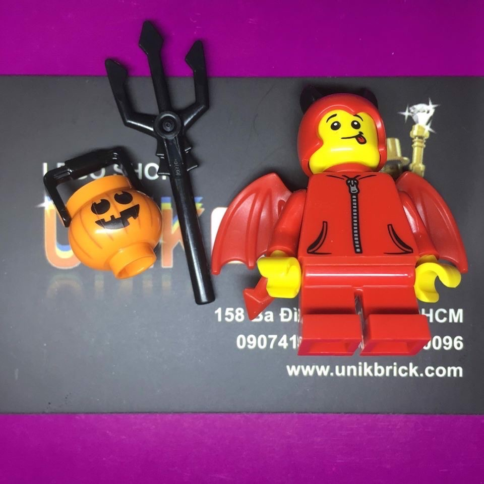 LEGO Cute Little Devil Series 16