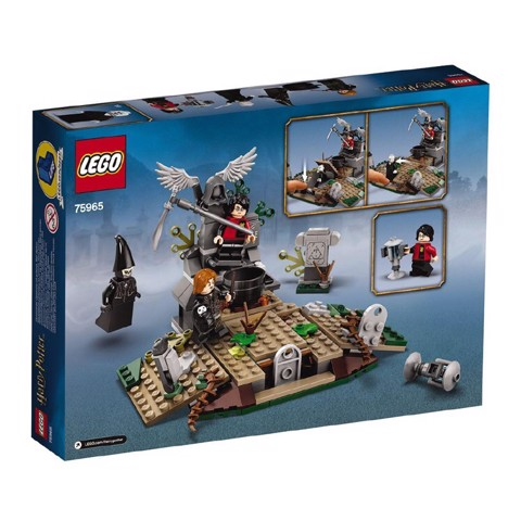 [CÓ SẴN] LEGO Harry Potter 75965 The Rise of Voldemort