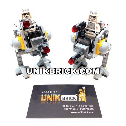 LEGO Star Wars Combo Clone Walker