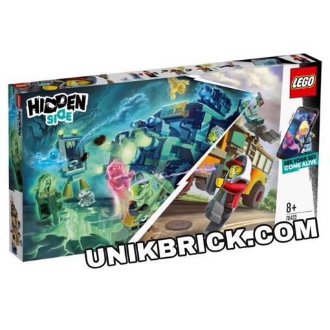 [HÀNG ĐẶT/ ORDER] LEGO Hidden Side 70423 Paranormal Intercept Bus 3000