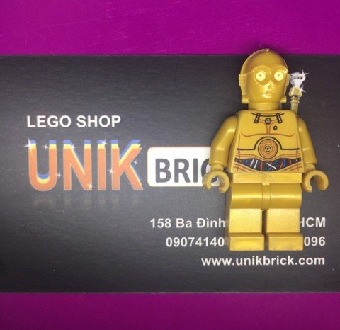 LEGO Star Wars C-3PO No 1