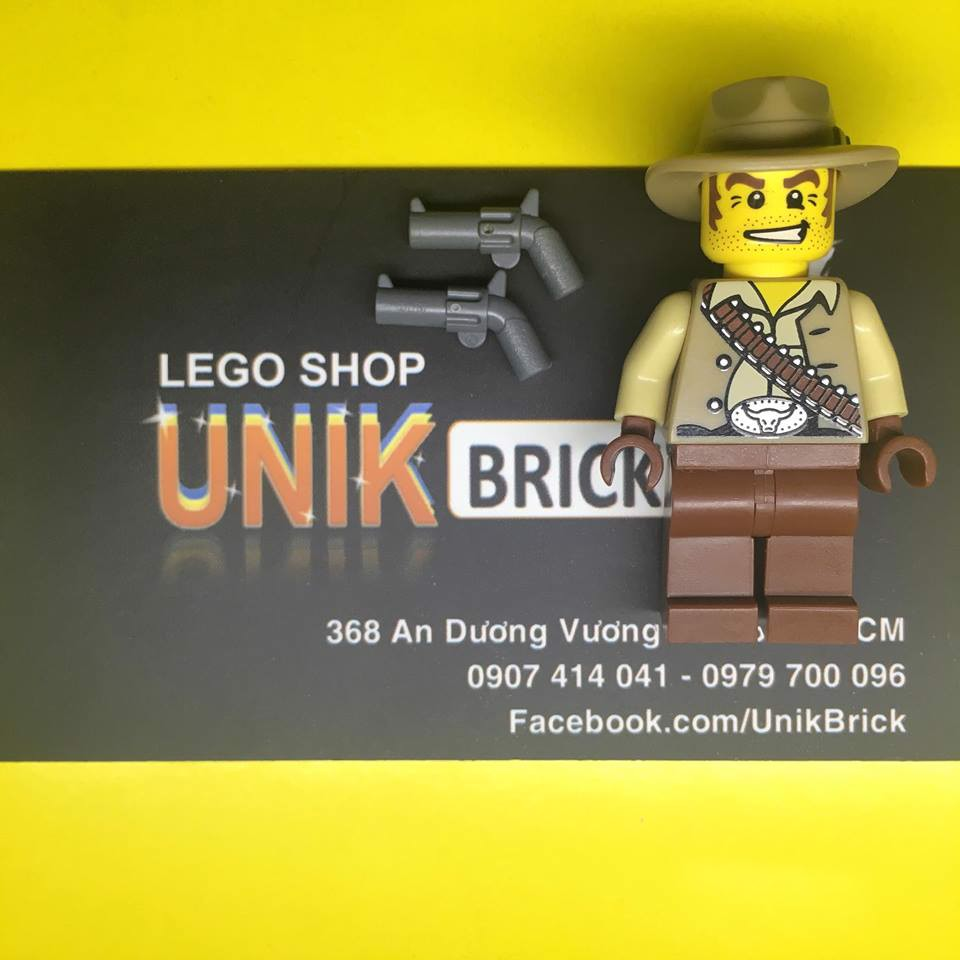 LEGO COWBOY SERIES 1 COLLECTIBLES MINIFIGURES