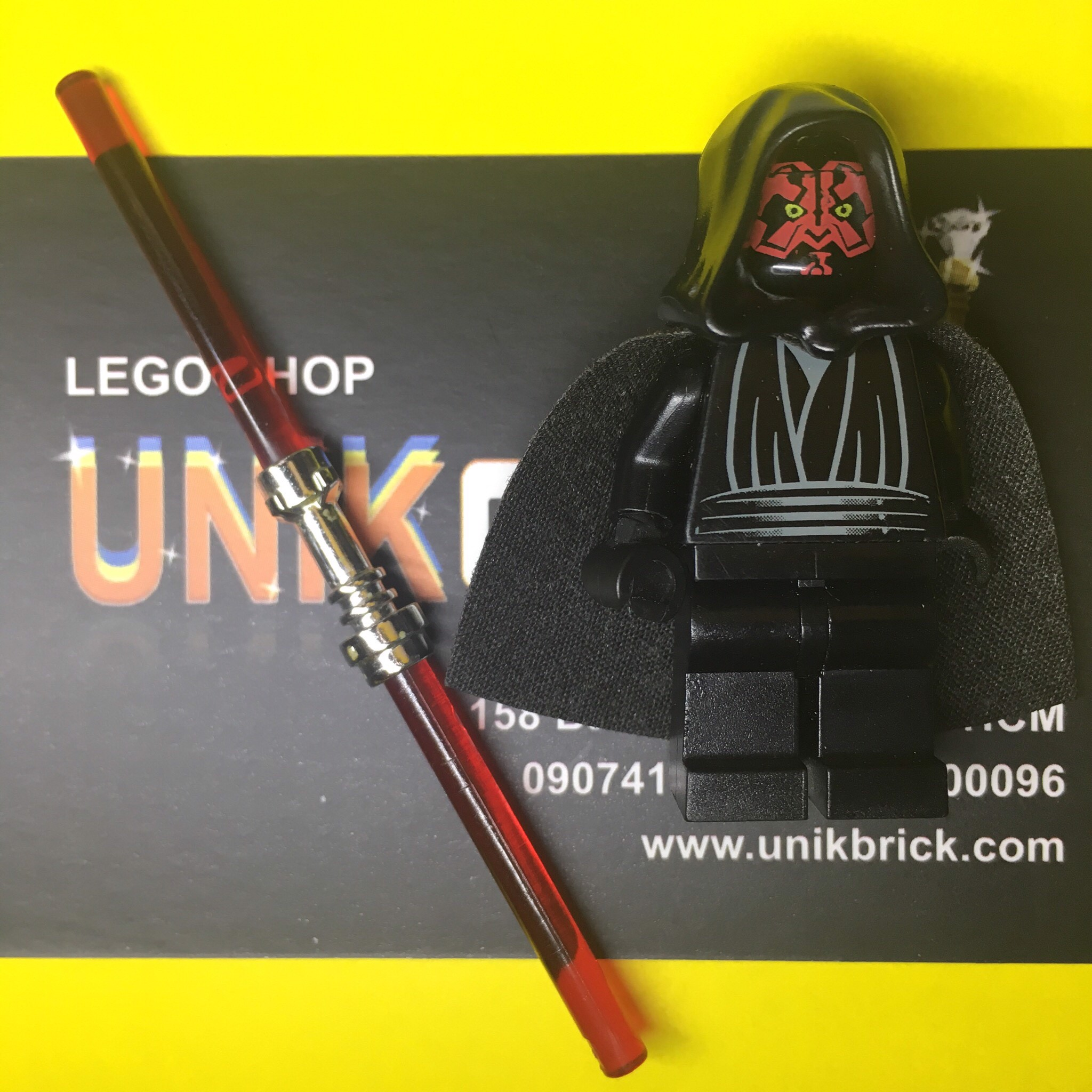 LEGO Star Wars Darth Maul (No.2)