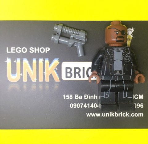 LEGO Marvel Super Heroes Nick Fury No 2