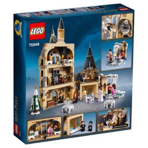 [CÓ HÀNG] LEGO Harry Potter 75948 Hogwarts Clock Tower
