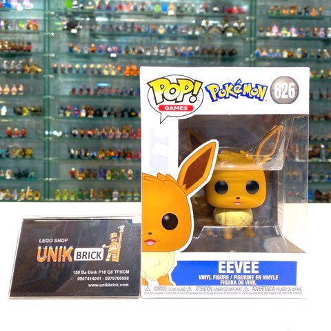 FUNKO POP Pokemon 626 Eevee