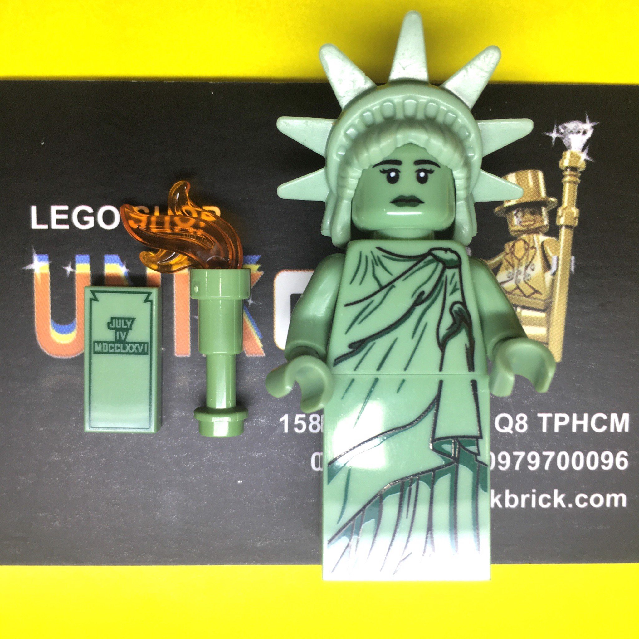 LEGO Lady Liberty Series 6