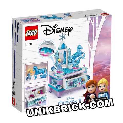 [HÀNG ĐẶT/ ORDER] LEGO Disney Frozen 41168 Elsa's Jewelry Box Creation