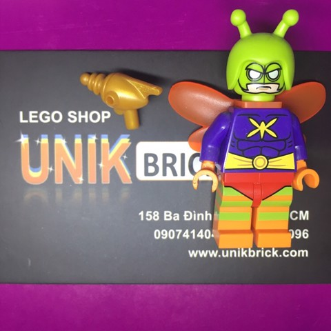 LEGO DC Super Heroes Killer Moth